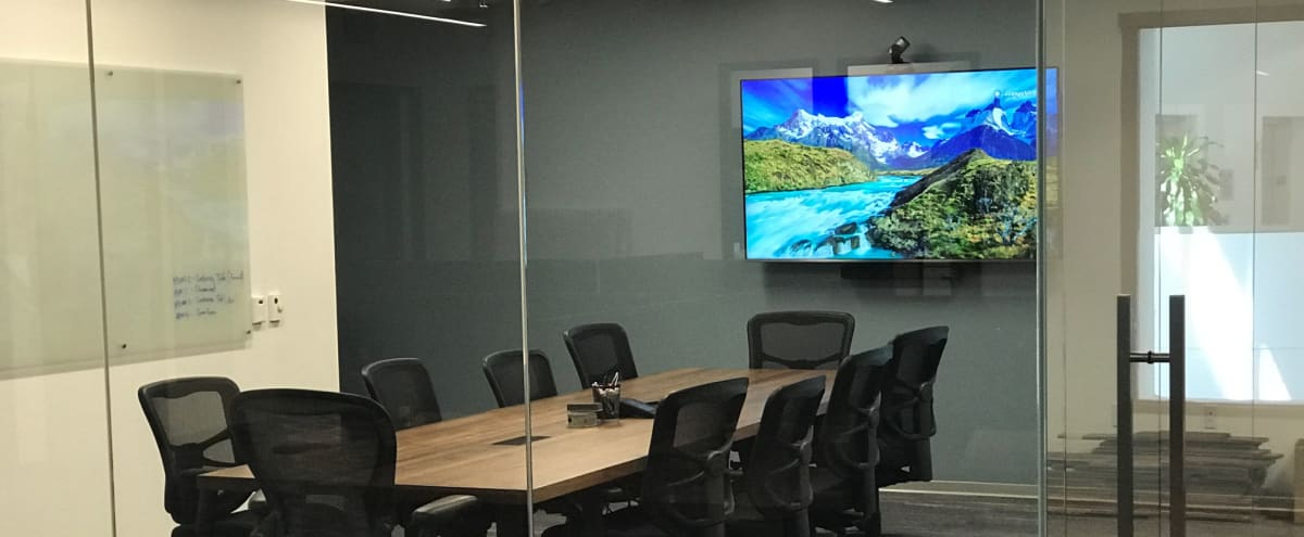 Awesome Modern Industrial Office Conference Room for up to Fifteen in THOUSAND OAKS Hero Image in undefined, THOUSAND OAKS, CA