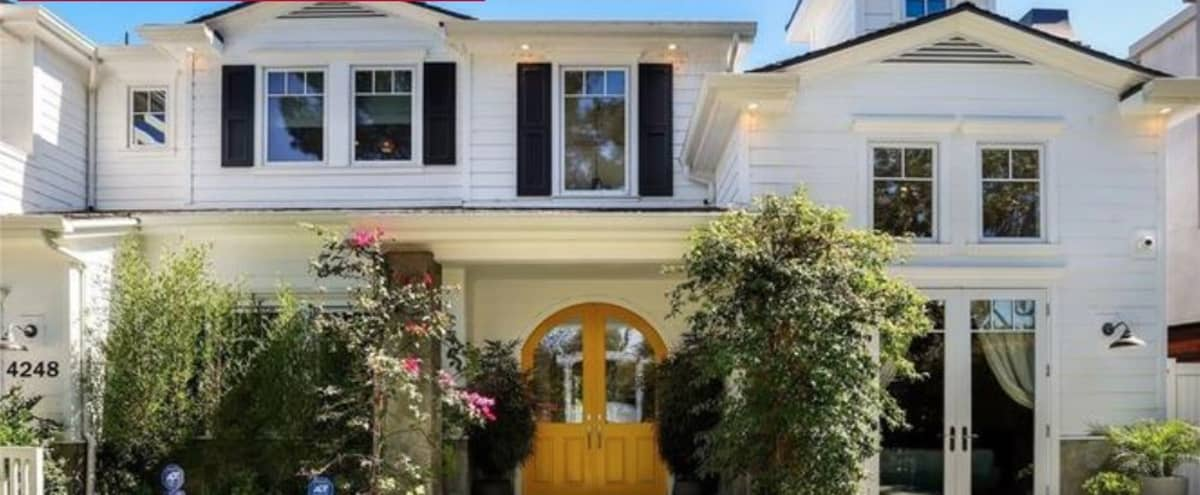 Cape Cod Home with Great Yard in Studio City Hero Image in Studio City, Studio City, CA