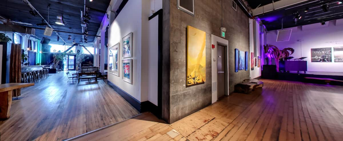 3,800 ft² Full Venue Presentation Gallery in Yerba Buena in San Francisco Hero Image in SoMa, San Francisco, CA