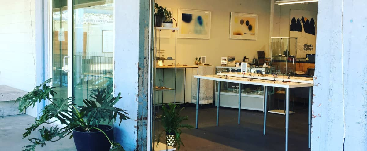 Eastside Retail/Gallery Space in Austin Hero Image in Govalle, Austin, TX