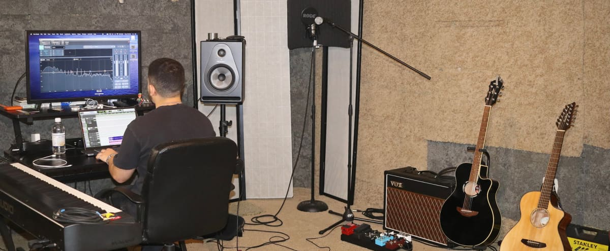 Recording Studio/Rehearsal Space in NODA in Charlotte Hero Image in NoDa, Charlotte, NC