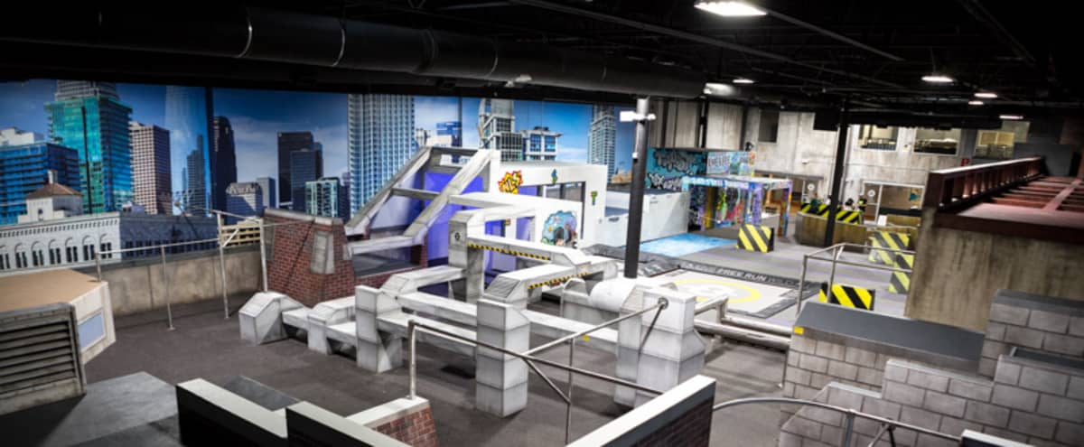 Unique Production Facility with Parkour/Freerunning Obstacles in Southlake Hero Image in undefined, Southlake, TX
