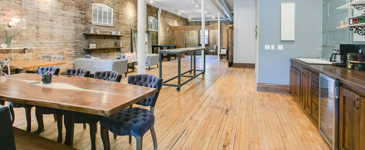 Equipped Creative Workspace Buyout with Breakout Areas in Minneapolis Hero Image in Holland, Minneapolis, MN