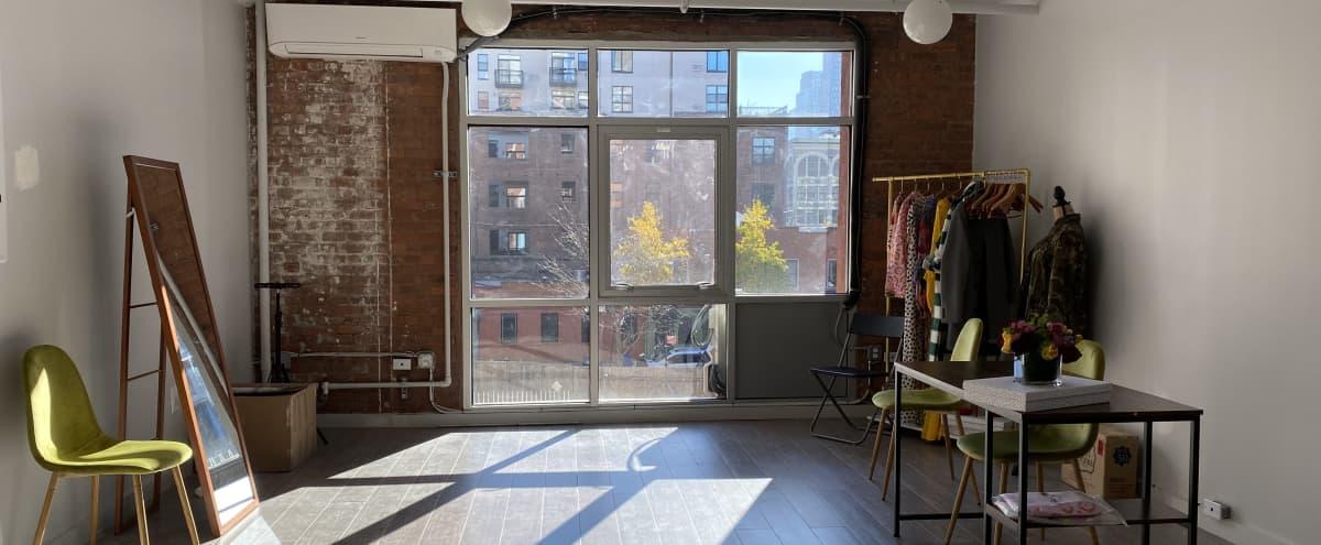 Bright Open Office Space/Studio in Brooklyn Hero Image in Vinegar Hill, Brooklyn, NY