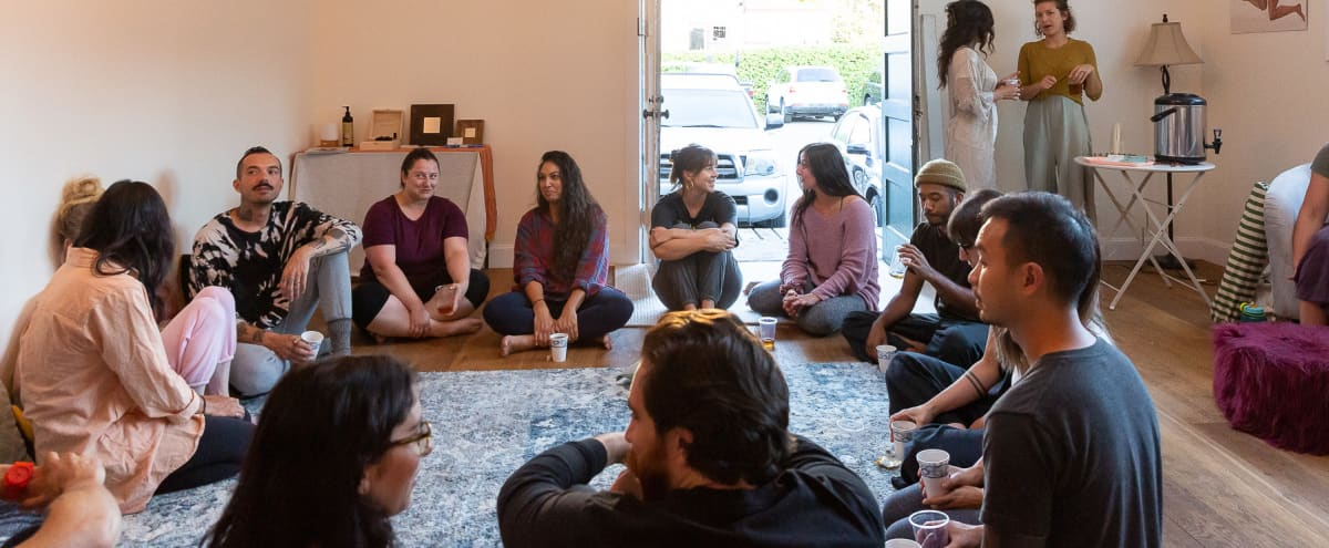 Yoga & Wellness Room for Creative Use & Workshops in Oakland Hero Image in Mosswood, Oakland, CA