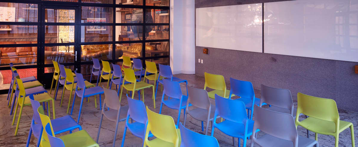 Open and Airy Event Space in Chelsea! [Classroom A] in New York Hero Image in Chelsea, New York, NY