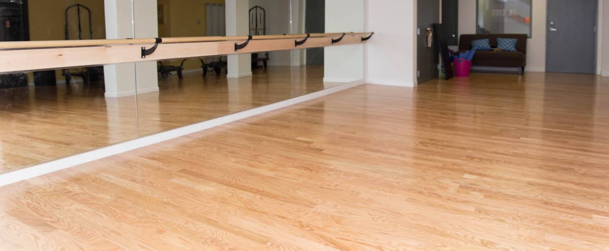 Pilates/Yoga, Barre Studio | Ideal for Fitness Related Shoots in Stoneham Hero Image in undefined, Stoneham, MA