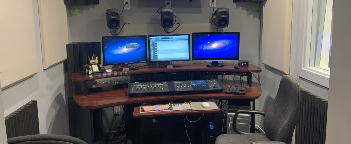 Professional Sound Recording Room in Santa Monica Hero Image in undefined, Santa Monica, CA