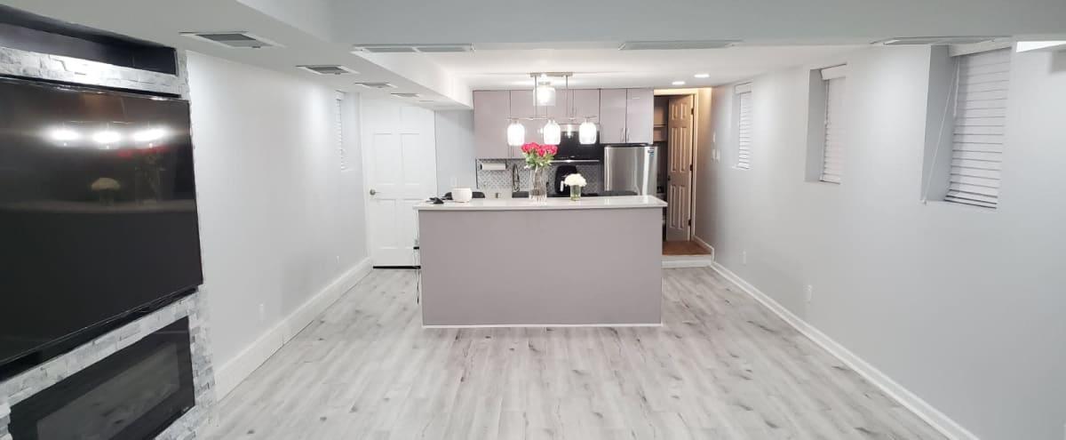 Modern Luxury Basement Space in Brooklyn Hero Image in Flatlands, Brooklyn, NY