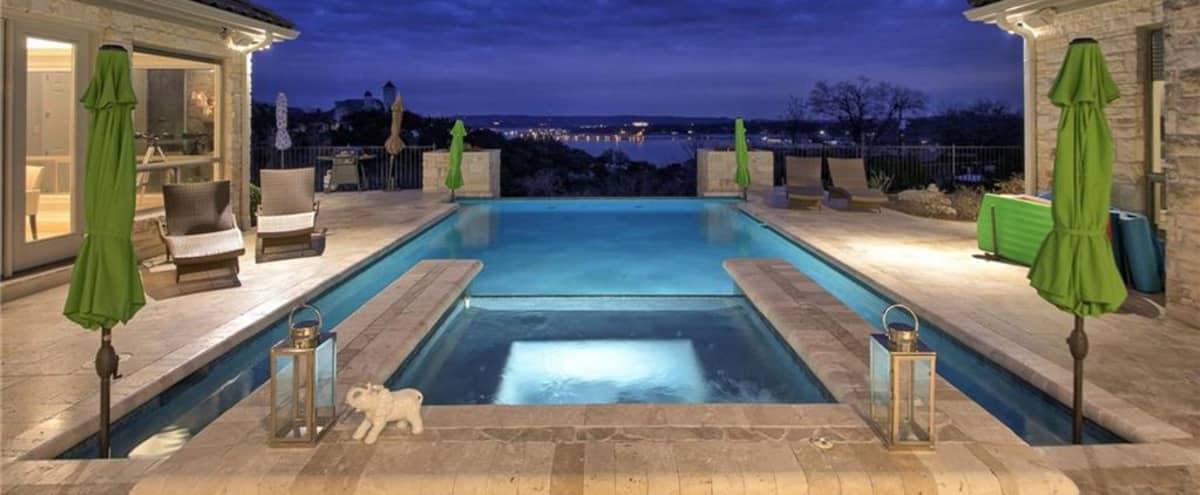 Estate Overlooking Lake Travis | Video & Film Production in Lago Vista Hero Image in Lakeshore Ranch, Lago Vista, TX