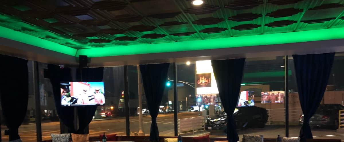 Cafe Lounge for filming in Encino Hero Image in Encino, Encino, CA