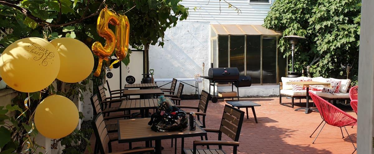 Outdoor Event Space in Hyatsville Hero Image in undefined, Hyatsville, MD