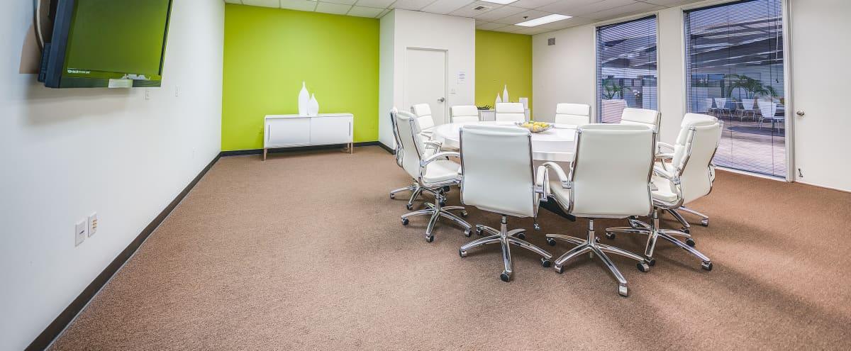 Sleek Irvine Conference Room in Flex Co-Working Space in Irvine Hero Image in Irvine Industrial Complex-East, Irvine, CA