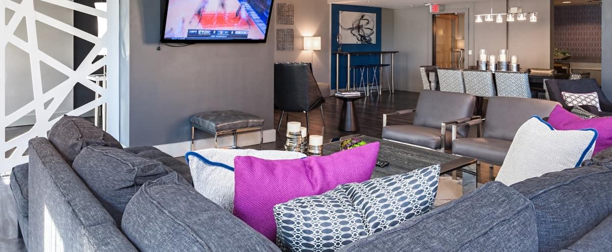 Modern Tower Club Room in Shirlington Village in Arlington Hero Image in Shirlington, Arlington, VA
