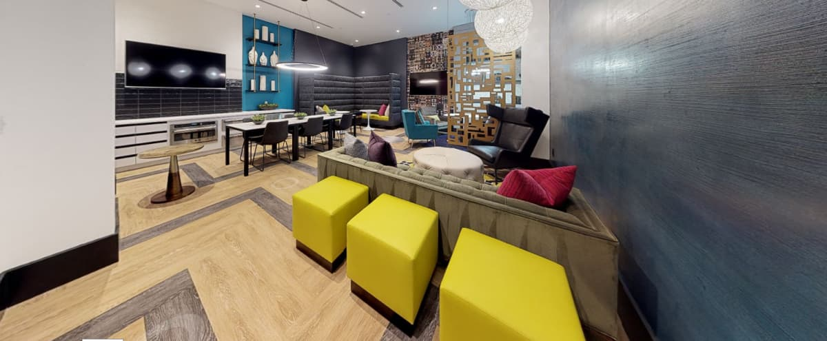 Modern Club Room in Arlington in Arlington Hero Image in East Falls Church, Arlington, VA