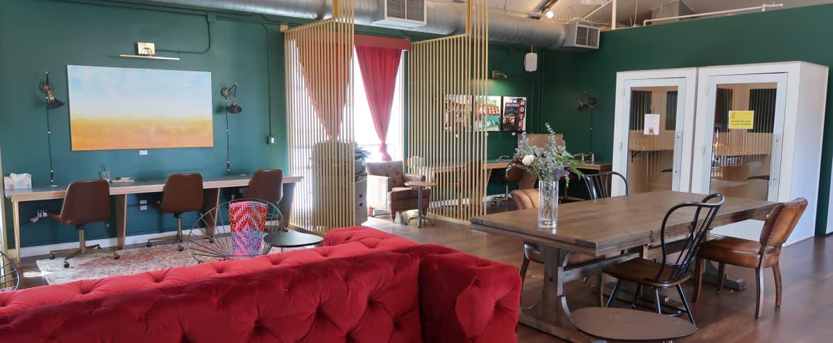 Vibey Hollywood Open Area with Patio in Santa Monica Hero Image in Wilshire Montana, Santa Monica, CA