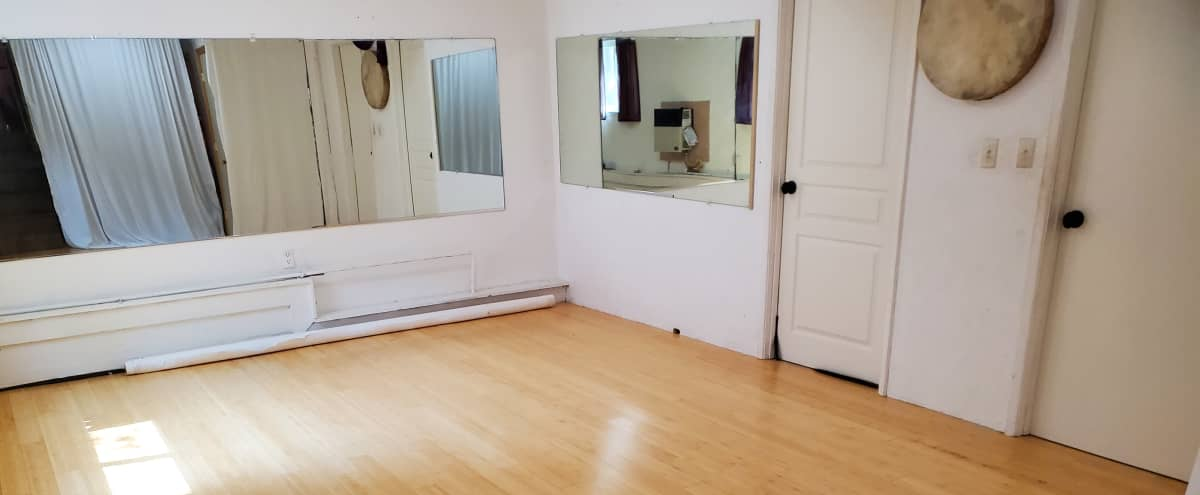 Private dance studio with bamboo floors in safe residential area in Richmond Hero Image in undefined, Richmond, CA