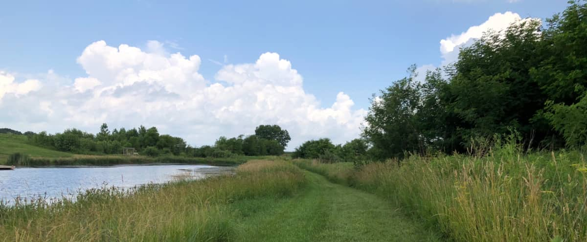 The Prairie-All outdoor, natural space, trails, prairie grasses, wildflowers, and ponds! Let's nature's beauty be your canvas! in Chillicothe Hero Image in undefined, Chillicothe, IL