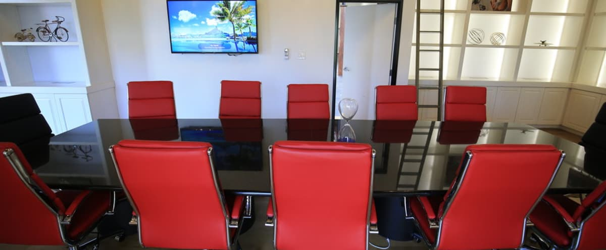Executive Boardroom in Production Facility in San Diego Hero Image in Miramar, San Diego, CA