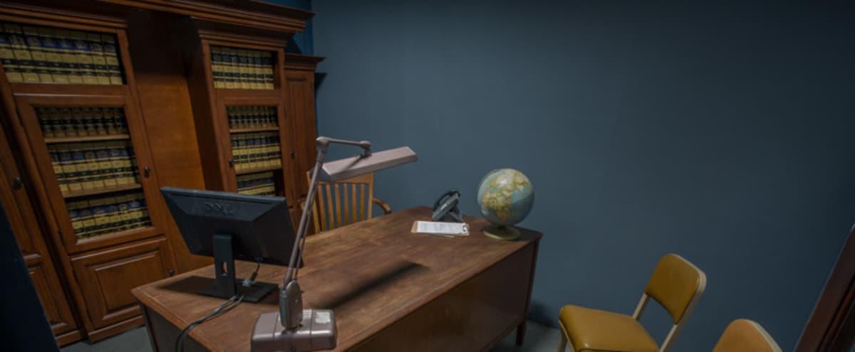 Captain's Office Standing Set   FilmStudioLA in Pico Rivera Hero Image in El Rancho, Pico Rivera, CA