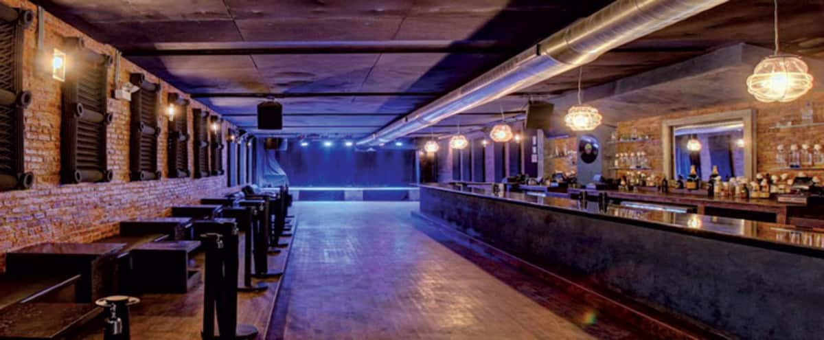 South Loop Bar and Venue in Chicago Hero Image in South Loop, Chicago, IL