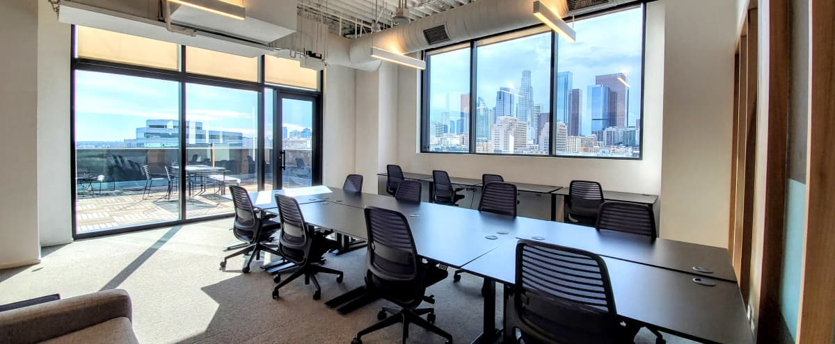 Team Meeting Room | 714 in Los Angeles Hero Image in Downtown Los Angeles, Los Angeles, CA