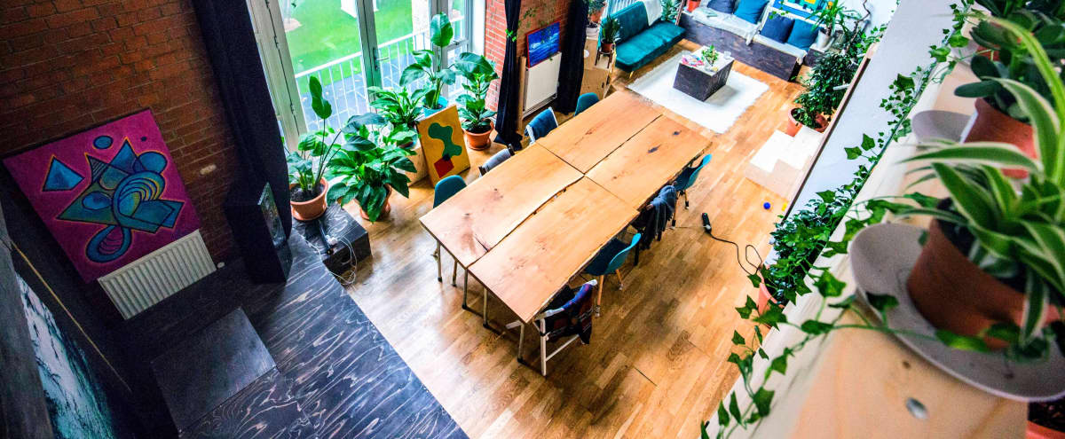 Nature Inspired Event & Workspace in London Hero Image in undefined, London,