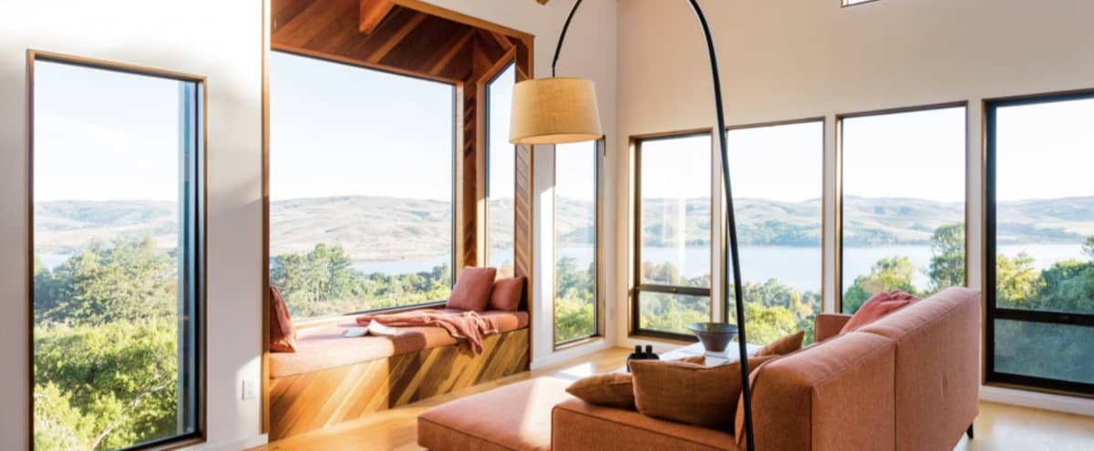 Stunning Longview Home in Point Reyes in Inverness Hero Image in undefined, Inverness, CA