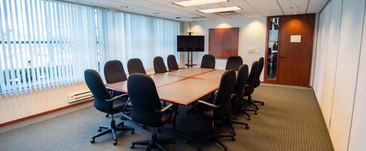 Bright & Spacious Conference Room in Novi, MI in Novi Hero Image in undefined, Novi, MI