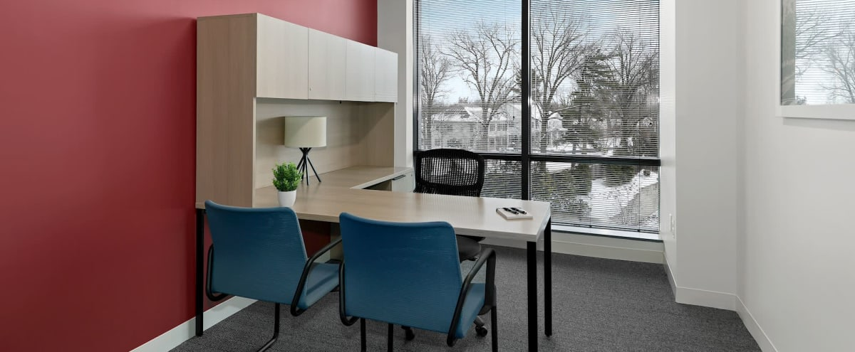 Day Office located in an Upscale Workspace in Chevy Chase Hero Image in undefined, Chevy Chase, MD