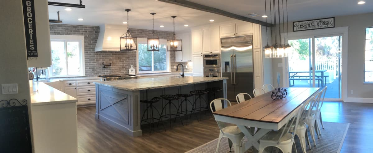 Photographer's Dream Commercial Kitchen! in Napa Hero Image in undefined, Napa, CA