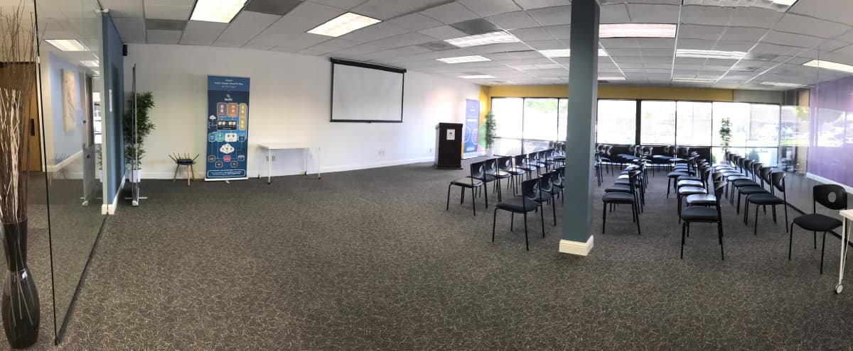 Event - Seminar Space in Coworking and Startup Hub in Santa Clara Hero Image in undefined, Santa Clara, CA