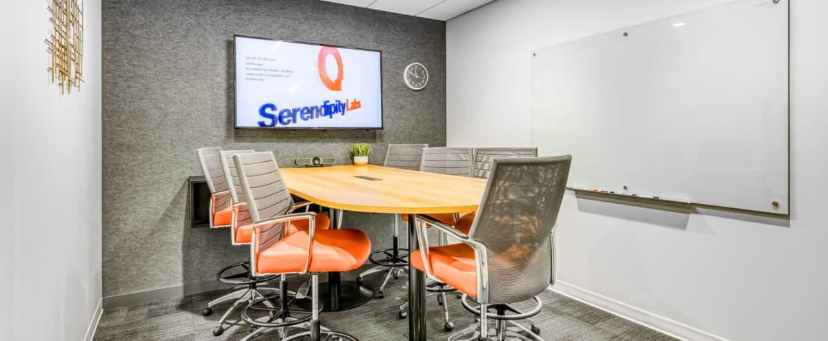 Convenient Meeting Space in Dunwoody in Atlanta Hero Image in Perimeter Center, Atlanta, GA