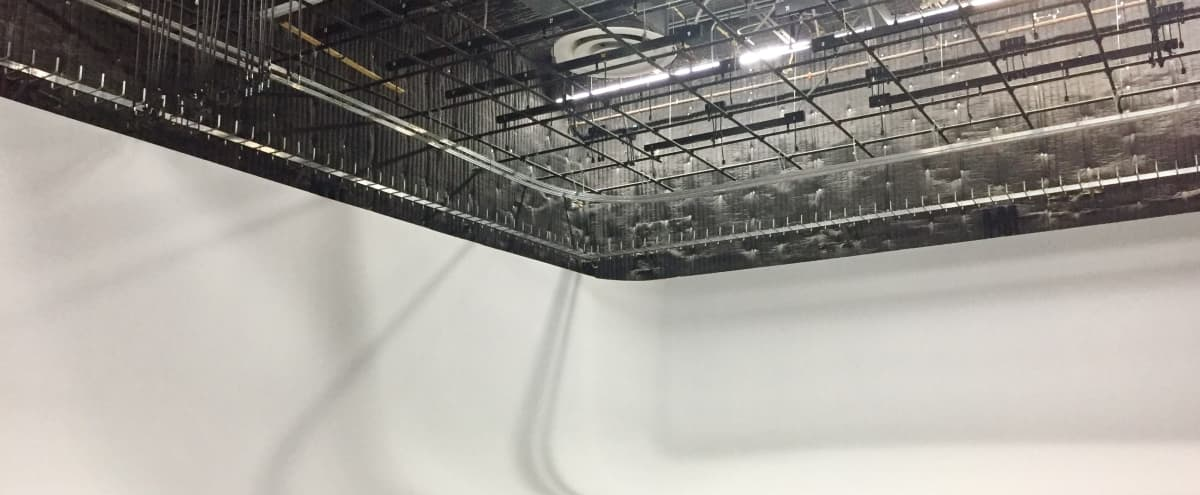 2,000 sound stage with 30x40 Cyc in Miami Hero Image in undefined, Miami, FL