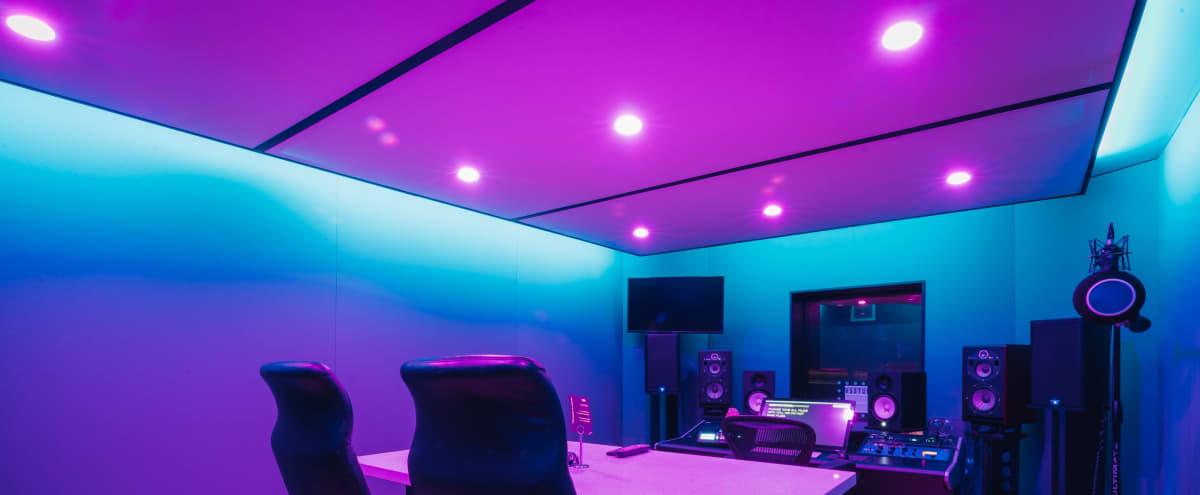 Private, Boutique Recording Studio off Ventura in Tarzana Hero Image in Tarzana, Tarzana, CA