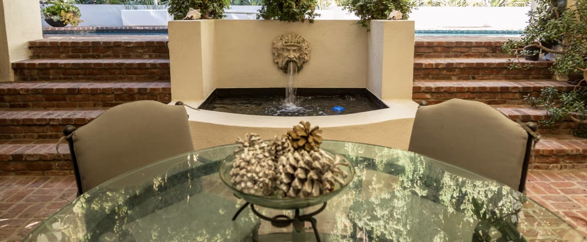 NEW! Hollywood Hills View Estate Villa - Private event space in Los Angeles Hero Image in Central LA, Los Angeles, CA