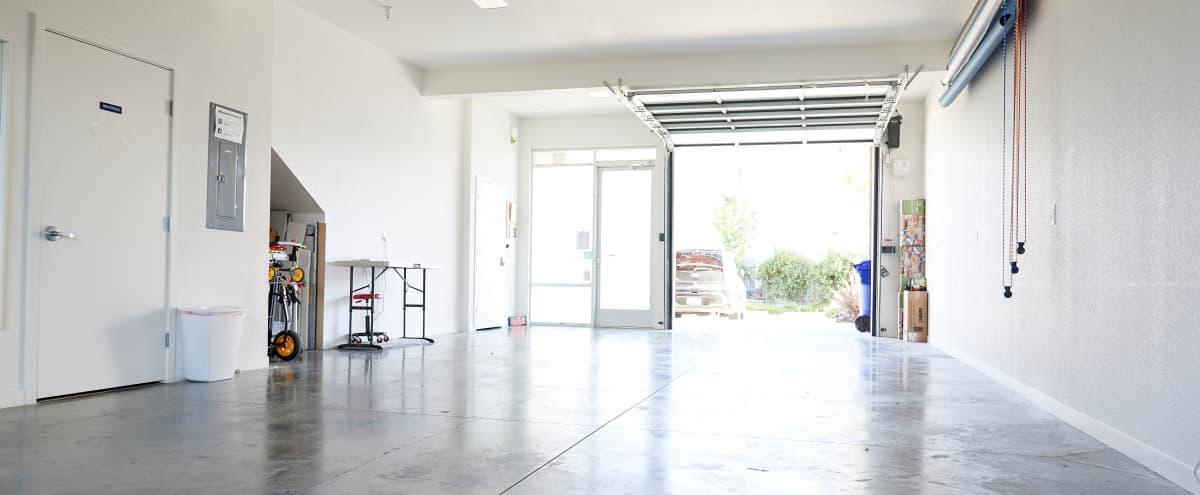 Bright, Open Concept Studio + Loft in Richmond Hero Image in undefined, Richmond, CA