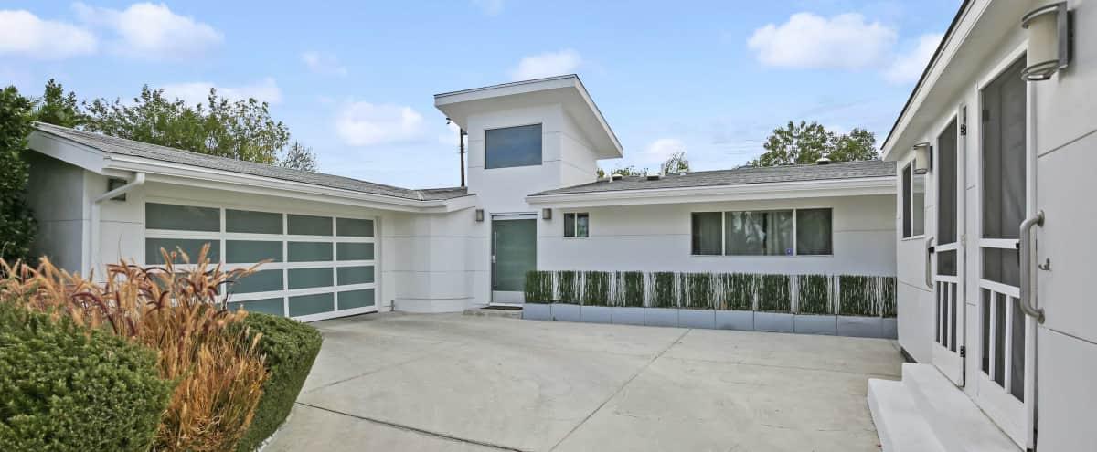 Pristine San Fernando Valley Home w/ Incredible Views & Pool in Woodland Hills Hero Image in Woodland Hills, Woodland Hills, CA
