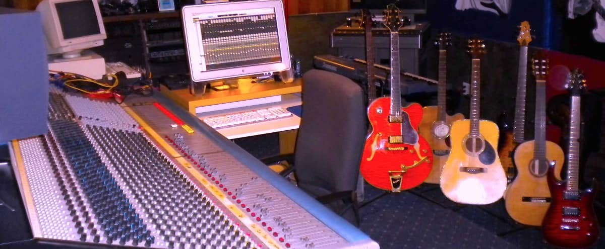 Professional Recording Studio In Tech Center Roomy Great Visual in Torrance Hero Image in undefined, Torrance, CA