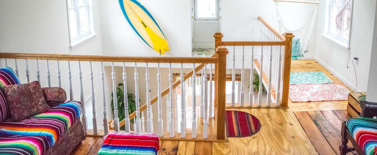 Surfer Retreat House in Rockaway Beach Hero Image in Rockaway Park, Rockaway Beach, NY
