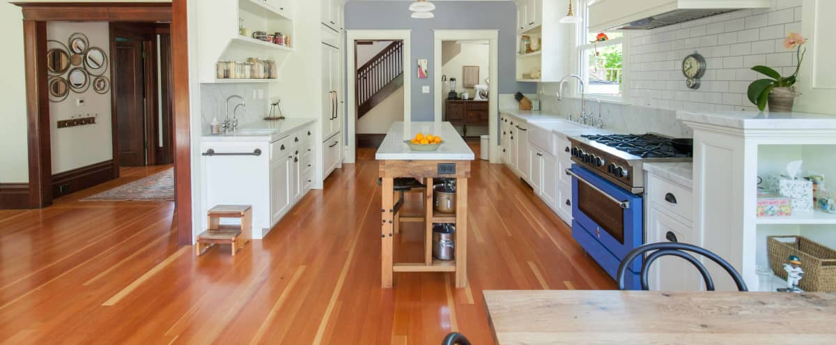 Gorgeous and Bright Remodeled Historic Home in Berkeley Hero Image in Southwest Berkeley, Berkeley, CA