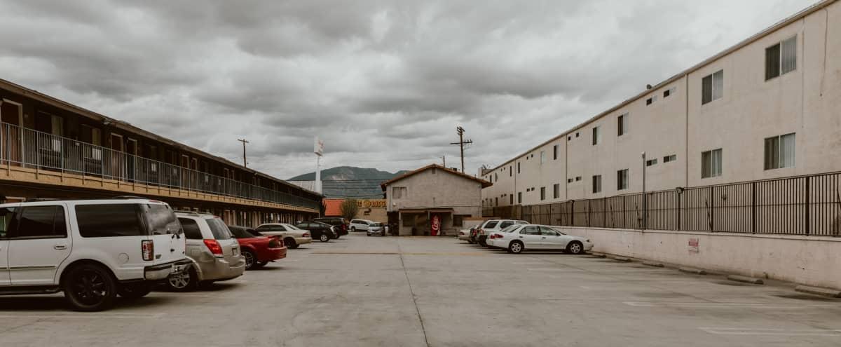 Motel for Filming in Sylmar Hero Image in Sylmar, Sylmar, CA