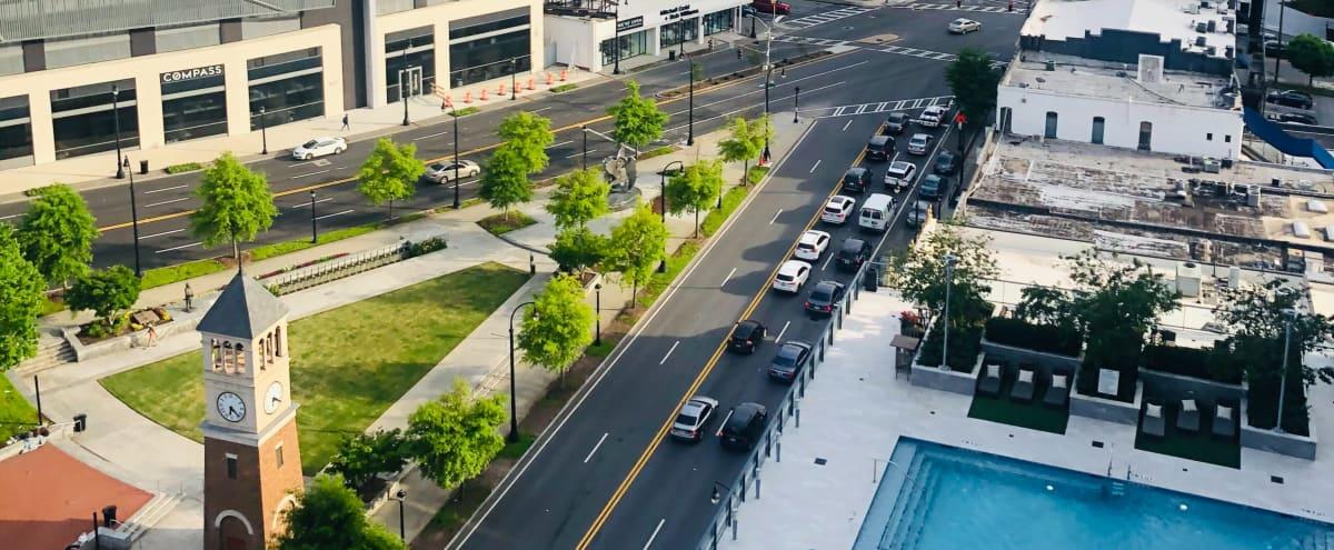 Downtown Modern Condo w/ Skyline Views in Atlanta Hero Image in Buckhead, Atlanta, GA
