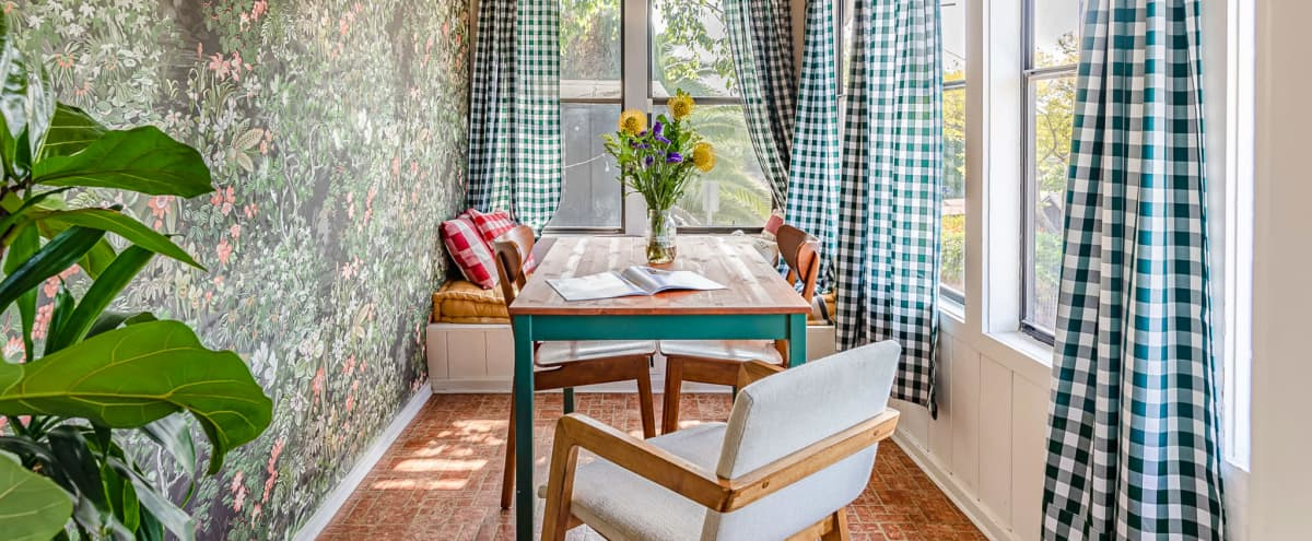Private Mt. Washington Home w/Views in Los Angeles Hero Image in Mount Washington, Los Angeles, CA