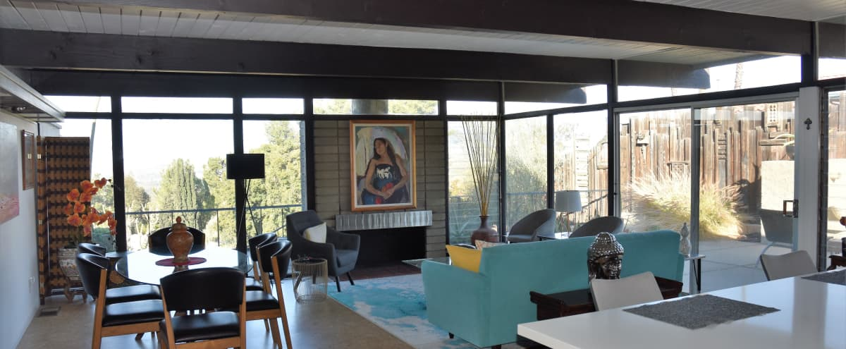 Midcentury Modern Home with Scenic Views in Riverside Hero Image in undefined, Riverside, CA