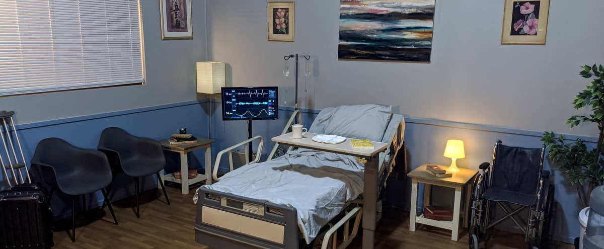 HOSPITAL ROOM Emergency Doctor Urgent Care MEDICAL in Burbank Hero Image in undefined, Burbank, CA