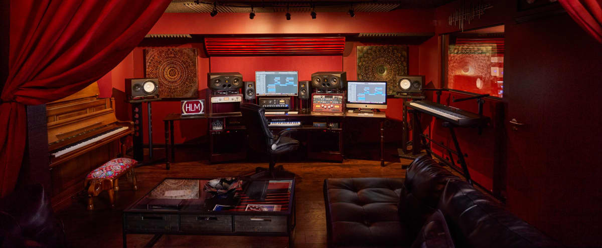 Innovative and Modern Recording Studio in Hemet Hero Image in undefined, Hemet, CA