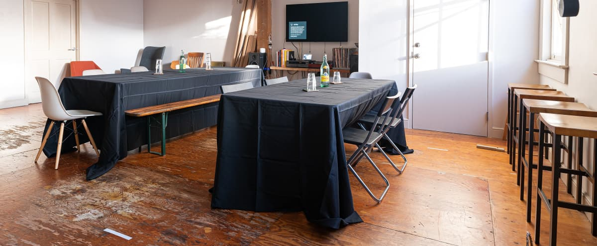 *NEW - First 5 bookings get 10% Discount* Sun Drenched Meeting / Offsite Location in San Francisco Hero Image in Mission District, San Francisco, CA