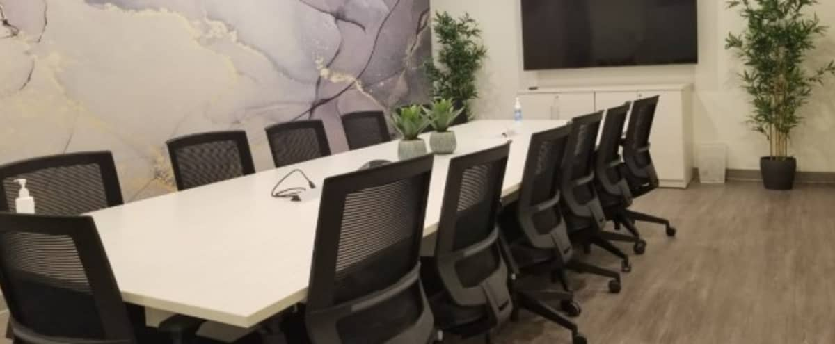 Large Modern Boardroom - 14 People in Mississauga Hero Image in undefined, Mississauga, ON