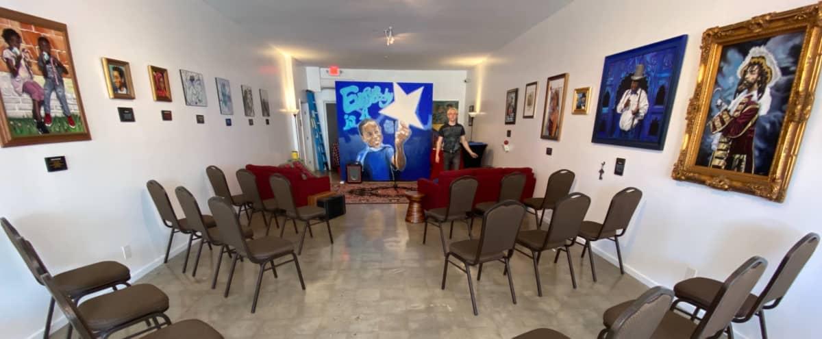 Gallery/Studio/Venue in Downtown Arlington in Arlington Hero Image in Central Arlington, Arlington, TX